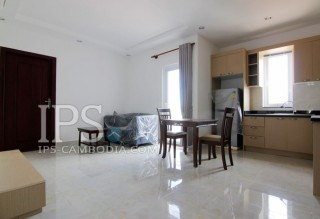 Serviced Apartment in Toul Svay Prey - One Bedroom for Rent