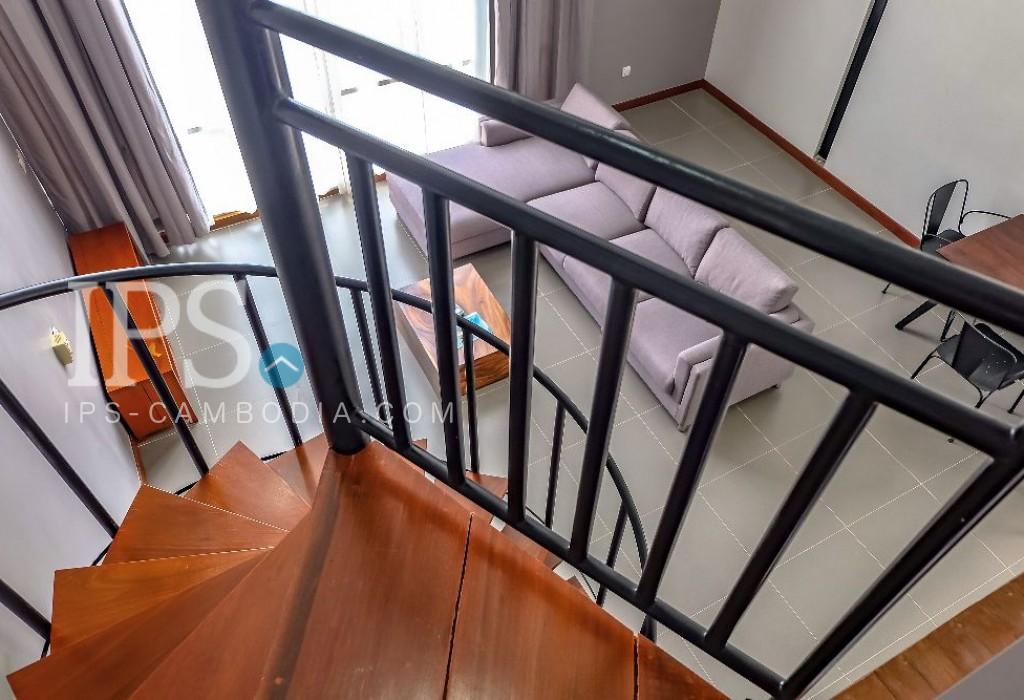Toul Kork 1 Bedroom Apartment for Rent