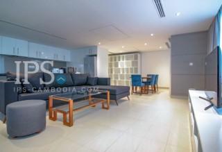 Large 4 Bedroom Apartment for Rent - Daun Penh