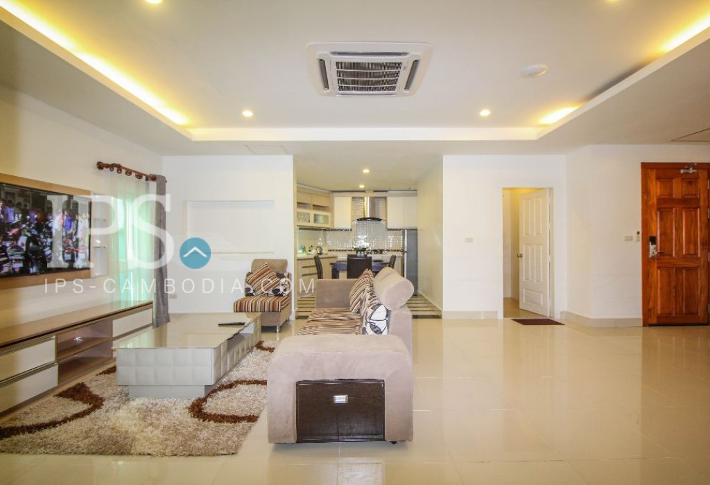 Modern 2 Bedrooms Apartment for Rent - Siem Reap