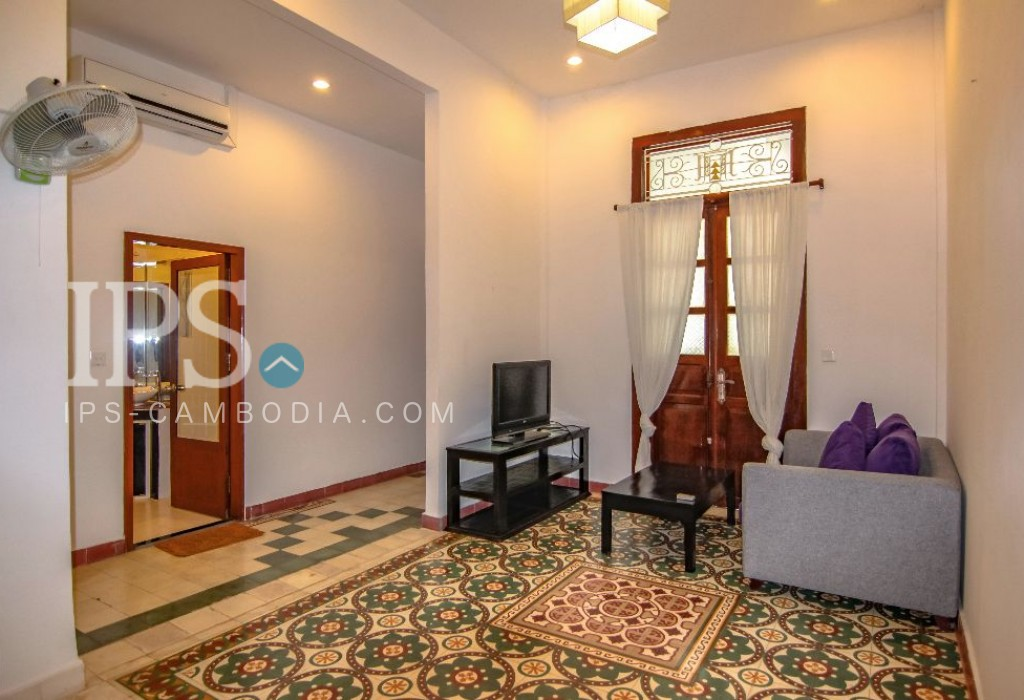 2 Bedroom Apartment For Rent - Daun Penh, Phnom Penh