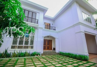 5 Bedrooms VIP Villa for Rent in Siem  Reap
