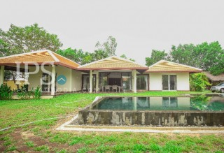 Villa for Rent in Siem Reap - 4 Bedrooms