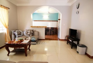 Apartment for Rent in Phnom Penh - Two Bedroom in BKK1