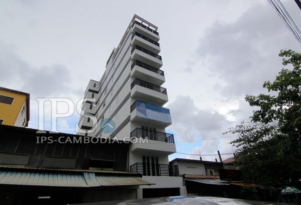 15 Unit Apartments in Phnom Penh For Rent - BKK2
