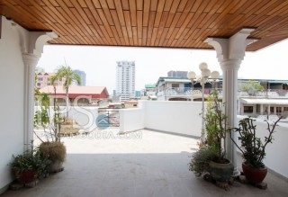 Six Bedroom Townhouse For Rent in 7 Makara - Phnom Penh thumbnail
