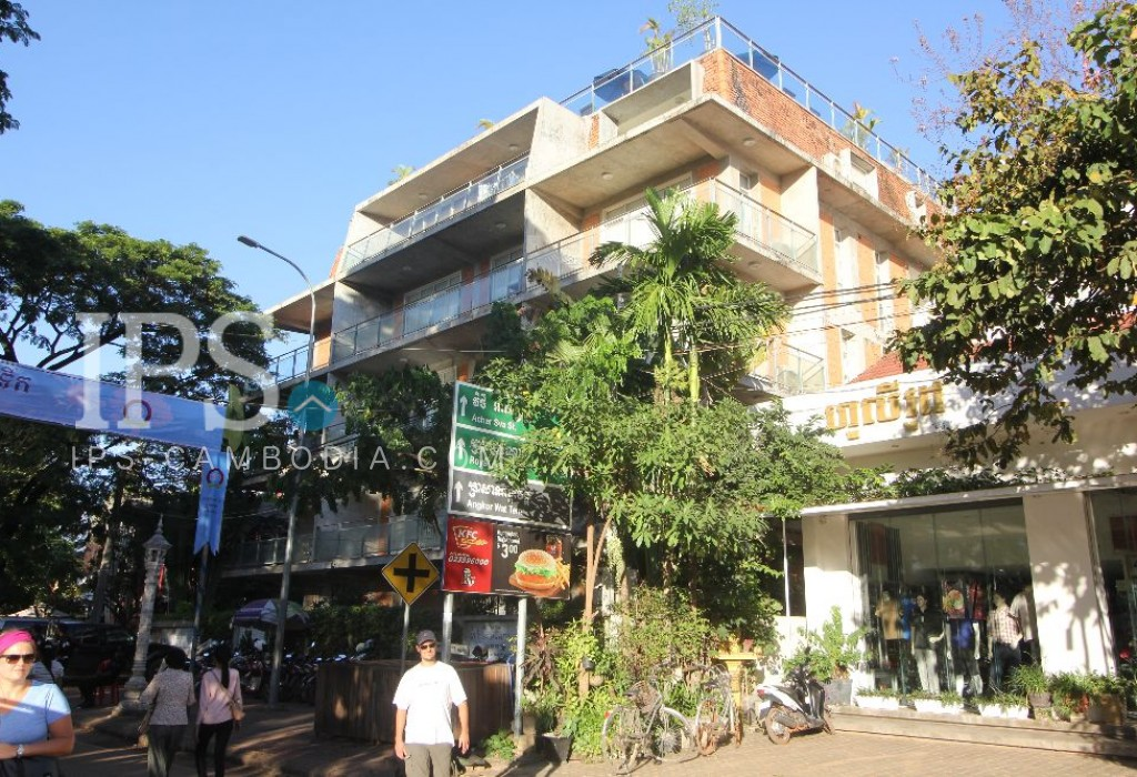 Luxury Apartment  for Sale in Siem Reap - Wat Bo