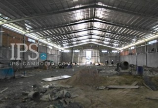 1200sqm Warehouse For Rent-Sen Sok, Phnom Penh thumbnail