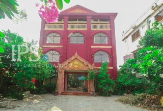 Commercial Building for Rent in Siem Reap