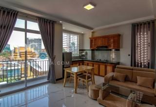 Modish 1 Bedroom Flat for Rent - Tonle Bassac