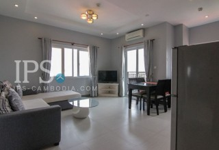 Phsar Doeum Thkov Apartment for Rent - 1 Bedroom
