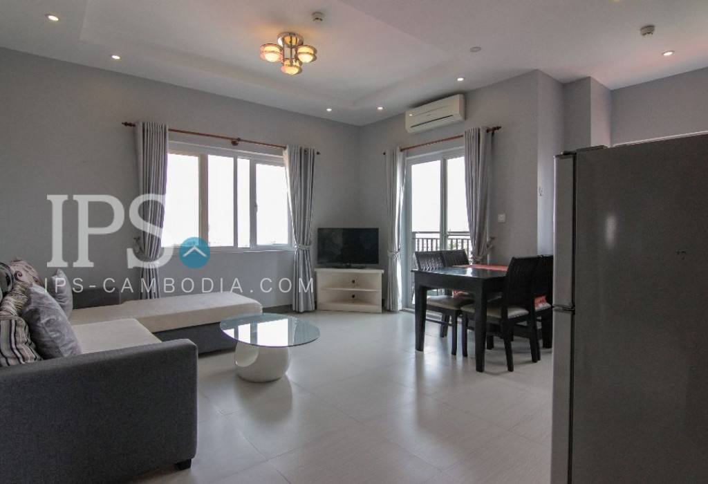 1 Bedroom Apartment For Rent - Toul Tumpung, Phnom Penh