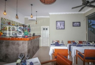 High End Restaurant Business for Sale in Siem Reap