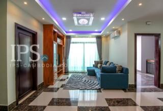 Phnom Penh Serviced Apartment For Rent - BKK3