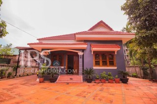 For Rent - 3 Bedroom Villa Siem Reap
