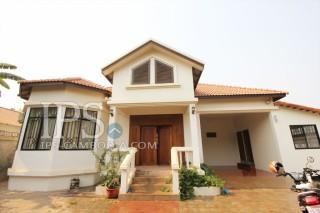 Amazing Two Bedroom Villa for Rent in Kouk Chak - Siem Reap