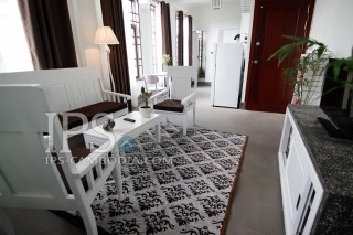 Pristine Serviced Apartment for Rent - One Bedroom BKK2