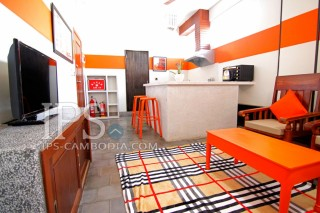 Serviced Apartment For Rent in BKK2 - One  Bedroom