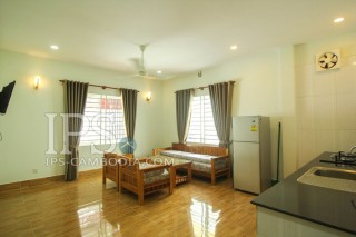Siem Reap One Bedroom Apartment for Rent