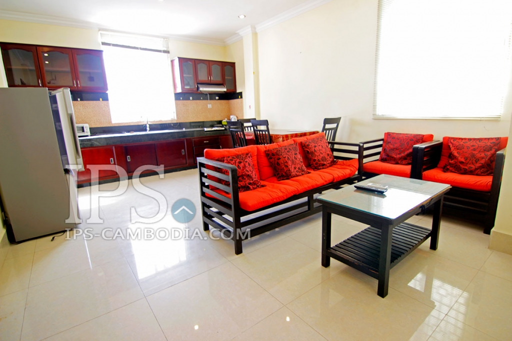 For Rent 2 Bedroom Apartment - BKK3