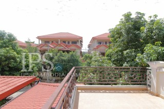 Twin Villa For Sale Russey Keo - Four Bedrooms
