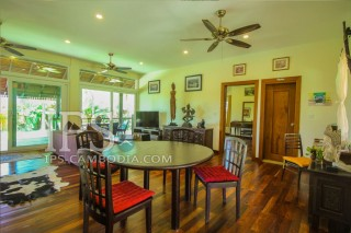 Villa for sale in Siem Reap - Hard Title thumbnail