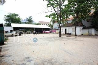 Siem Reap Land for Sale - 1666 sqm