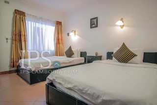 Serviced Apartment For Rent in Phnom Penh - Near Royal Palace