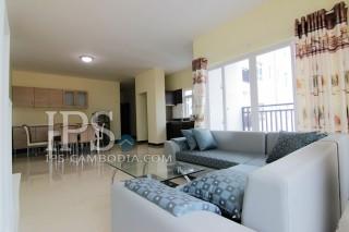 Phnom Penh Apartment for Rent 7 Makara - Three Bedrooms
