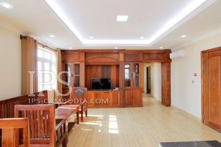 2 Bedroom Apartment For Rent in Toul Tum Poung 1, Phnom Penh