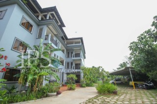 Peaceful 2 Bedroom Apartment for Rent in Siem Reap