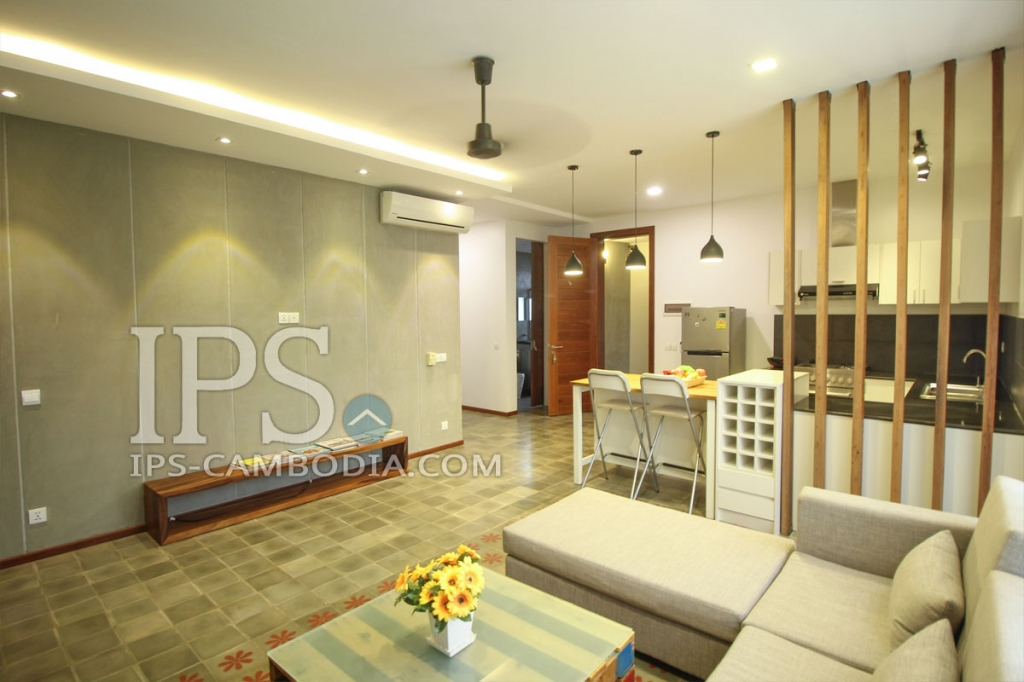 2 Bedroom Apartment For Rent - Svay Dangkum, Siem Reap