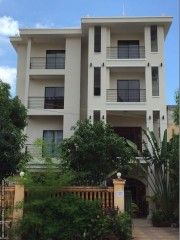 Guesthouse Business for Sale in Siem Reap Center