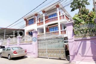 Eight Bedroom Villa for Sale in Phnom Penh - Toul Kork