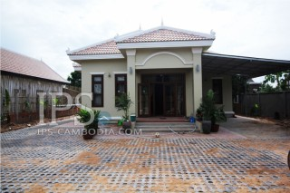 Two Bedroom Villa in Siem Reap for Rent