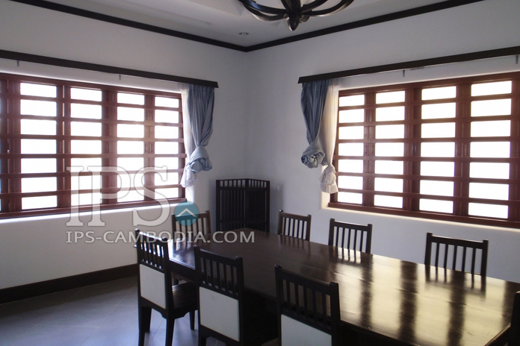 Beautiful Villa for Rent in Toul Kork - Five Bedrooms in Phnom Penh