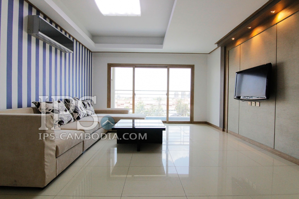 Three Bedroom Apartment  in Toul Kork For Sale