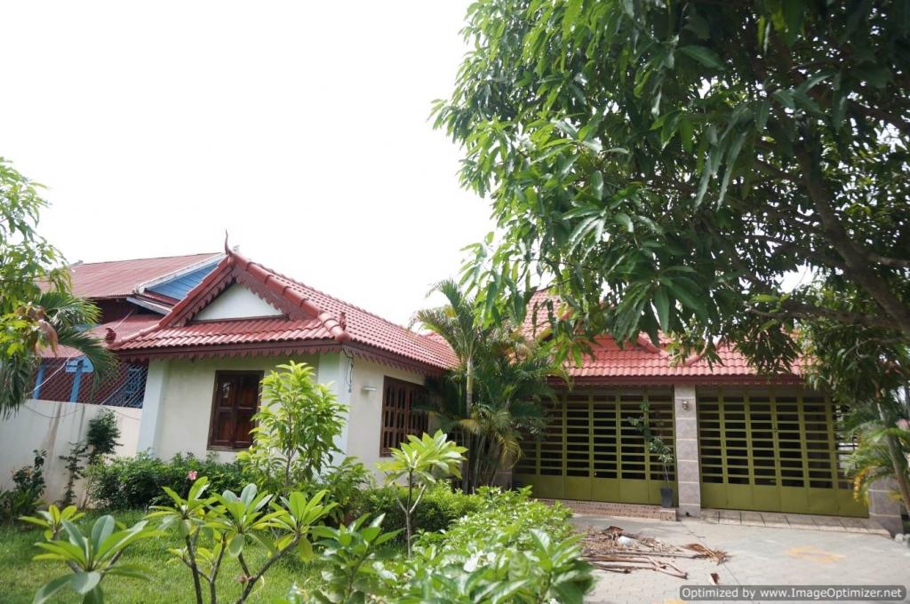 3 Bedroom Villa for Rent in Siem Reap - Kok Chourk