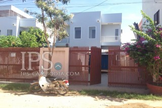 Phnom Penh Thmey Townhouse for Sale - Three Bedrooms
