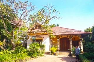 Three Bedroom Villa in Siem Reap for Rent - Salakamreuk