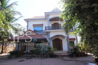 Fully Equipped Five Bedroom Villa for Rent in Siem Reap