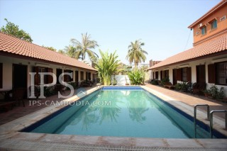 Massive Boutique Villa for Rent in Siem Reap - Svay Dong Kom
