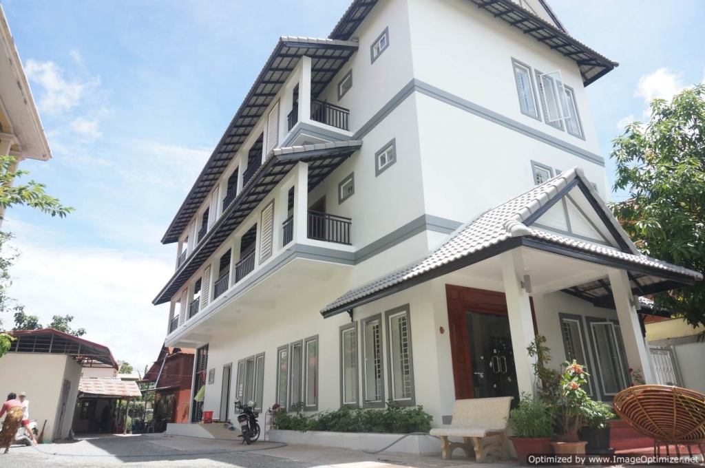 Apartment for Rent in Siem Reap - Sok San Road