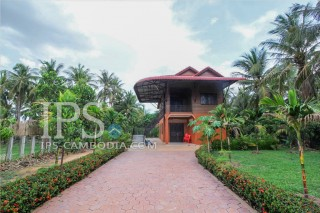 Villa for rent in Siem Reap Angkor