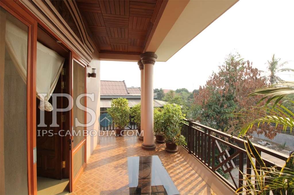 Three Bedroom  Apartment for Rent in Siem Reap