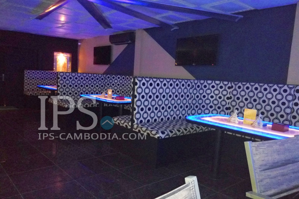 Hotel For Sale in Sihanoukville Eight Bedrooms