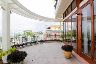 Apartments in Phnom Penh Cambodia - One Bedroom