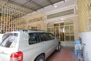 Spacious Four Bedroom Townhouse For Lease in BKK3 Phnom Penh