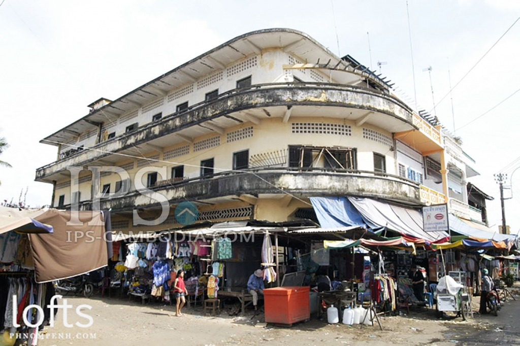 Building for Sale in Central of Kratie Province