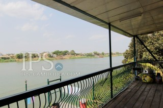 Amazing Riverside House, Marina and Engineering Workshop For Sale in Takmao thumbnail
